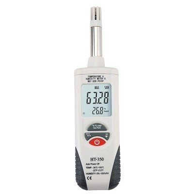 HT-350  Temperature And  Humidity Meter