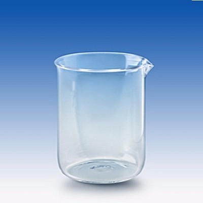 Quartz Low Form Beaker