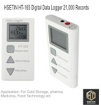 Temprature and Humidity Data Logger